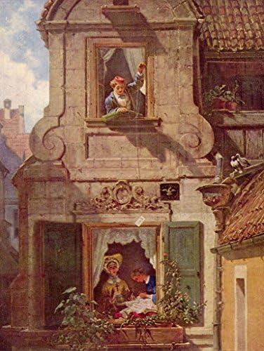 Lais Puzzle Carl Spitzweg - La Lettre Lettre Lettre d'amour interceptée 100 Pieces | Outlet Shop En Ligne  1aac73