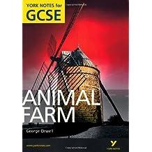 Animal Farm: York Notes for GCSE (Grades A*-G) by Wanda Opalinska (2011-05-18)