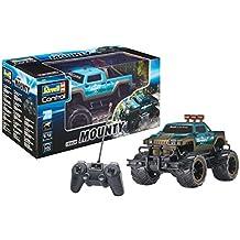 Revell 24472 Mounty Control Truck Spielzeug, blau