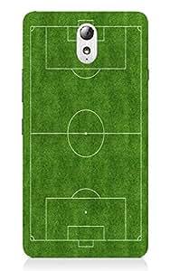 Back Cover for Lenovo Vibe P1 Football Court