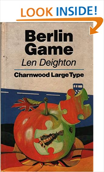 Book Berlin Game (Charnwood library series)