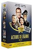 ACTEURS DE LEGENDE VOL. 7 (ÉVASION SUR COMMANDE - FLAMMES SUR L'ASIE - L'ODYSSEE DU HINDENBOURG)