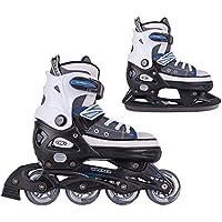 40-43 verstellbar Inliner Skates 33-36 37-40 Inlineskates Worker Jules Gr