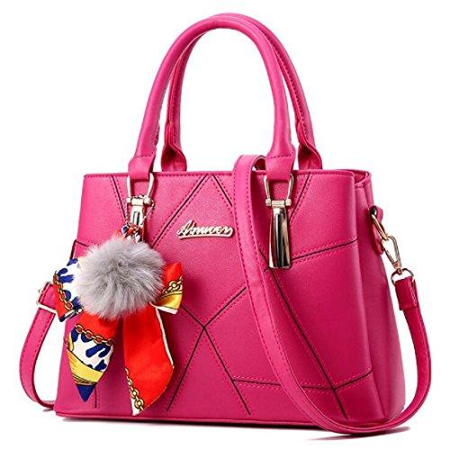 Syknb Di Primavera Ed Estate Nuovo Pacchetto Femmina Semplice Moda Borsetta Tracolla Alla Moda Messenger Bag,F H
