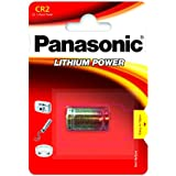 Panasonic CR2, 3V, 850mAh Li-Ion, CR-2L_1BP (Li-Ion)