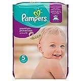 Pampers Active Fit Premium Protection, 136 Pannolini, Taglia 5 (11-25kg)
