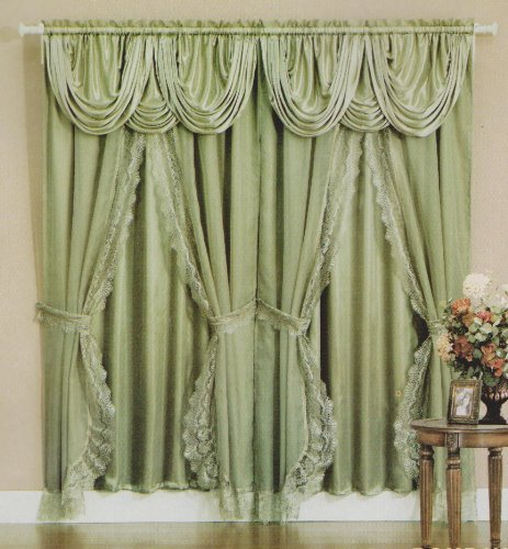 check MRP of lace curtains victorian Orly'sDream