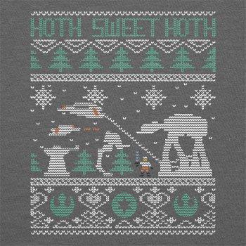 Texlab–Knit Ted Hoth Fight–sacchetto di stoffa Grau