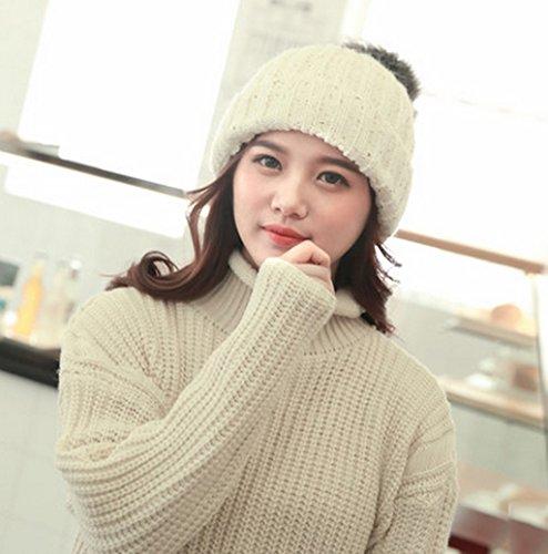 Chapeau d'hiver Chapeau d'hiver ( couleur : # 3 ) 4#
