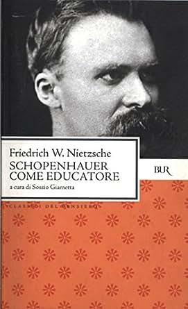 Risultati immagini per schopenhauer come educatore