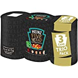 Cinco Heinz Beanz Triple Pack 3 x 415g