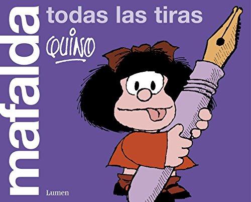 Las tiras de Mafalda en un solo volumen, a un precio excepcional.