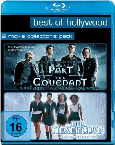 Bild von Der Pakt - The Covenant / Der Hexenclub - Best of Hollywood, 2 Movie Collector's Pack [Blu-ray]
