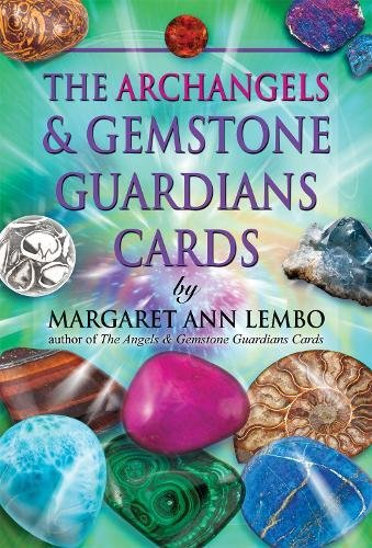 The Archangels and Gemstone Guardians Cards Cover Image