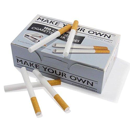 Make Your Own & Rizla Concept Filtro di sigaretta tubi King Size multiple variati * veloce spedizione il giorno stesso una volta pagamento viene cancellata, Make Your Own Concept Tubes 200