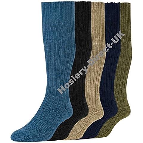 HDUK Mens Socks -  Calzettoni  - Basic -
