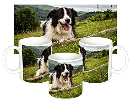 Border Collie A Tasse Mug
