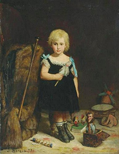 odsanart-12-x-40-cm-impressionismo-ritratti-di-persone-ritratto-di-alfred-auguste-fraia-daia-ric-vic