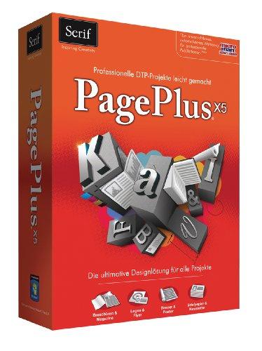 avanquest Deutschland GmbH PagePlus X5