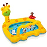 INTEX Baby-Pool Smiling Giraffe Planschbecken Baby Pool Schwimmbecken Kinderplanschbecken NEU
