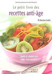 Le petit livre des recettes anti-âge