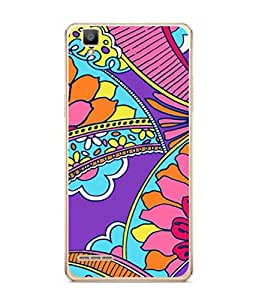 Fuson Designer Back Case Cover for Oppo F1 :: A35 (Girl Friend Sister Mother Wife Lifepartner Father Temple Religious)