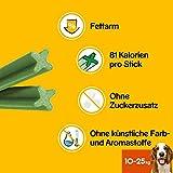 Pedigree DentaStix Fresh Hundesnack für mittelgroße Hunde (10-25kg), Zahnpflege-Snack mit Eukalyptusöl und Grüner Tee-Extrakt, 4 Packungen je 28 Stück (4 x 720 g) - 5