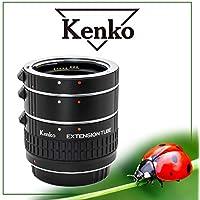 Kenko Teleplus DG AF Extension - Tubo de extensión 36+20+12 para Canon EOS