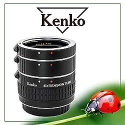 Kenko DG Nahringe 12/20/36mm Canon EF AF in schwarz