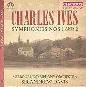Ives / Orchestral Works, Vol. 1