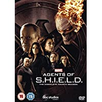 Marvel's Agents Of S.H.I.E.L.D. - S4 DVD