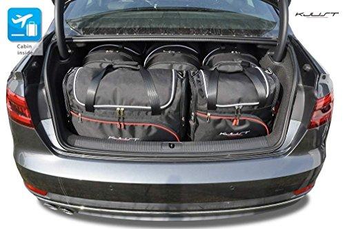 Preisvergleich Produktbild KJUST - CAR-BAGS AUTO-TASCHEN MASSTASCHEN ROLLENTASCHEN AUDI A4 SEDAN B9, 2015-