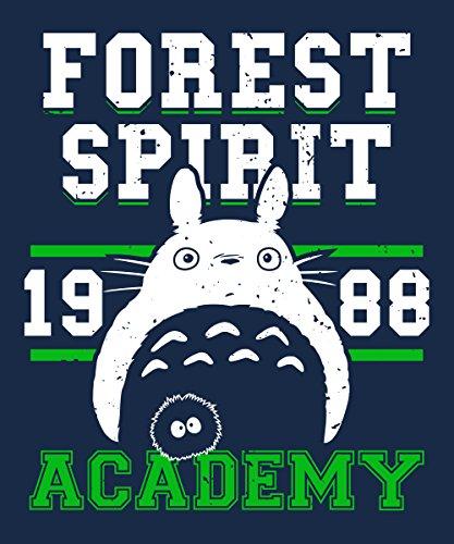 -- Forest Spirit Academy -- Boys Kapuzenpullover Navy