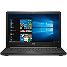 Newest Dell Inspiron 15.6 Inch HD Flagship High Performance Laptop PC, AMD A6-9200 Dual-Core, 4GB RAM, 128GB SSD, DVD +/-RW, HDMI, SD Reader, MaxxAudio, WiFi, Bluetooth, Windows 10 Home, Black
