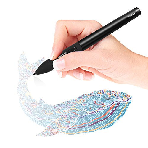 Huion P80 Ladestift für Huion Grafiktabletts Neu 1060PLUS H610Pro 420 H420 WH1409