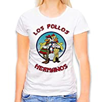 Shirtdl Los Pollos Hermanos dames T-shirt - vele kleuren/S-XXL