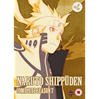 Naruto Shippuden Complete Series 7 Box Set