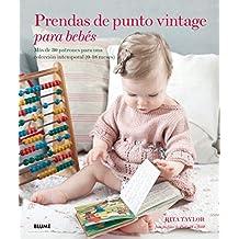 Prendas de punto vintage para bebés  Más de 30 patrones para una colección  intemporal ( 32b392bddca