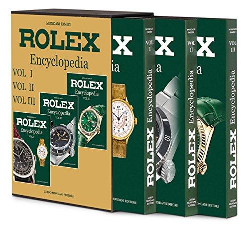 Rolex Encyclopedia (Runde Dial Meter)