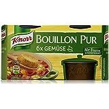 Knorr Bouillon Pur Gemüse Brühe 6 x 500 ml