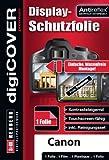 digiCOVER - Pellicola protettiva display LCD per Canon PowerShot SX 500 IS