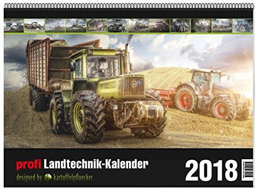 profi Landtechnik Kalender 2018