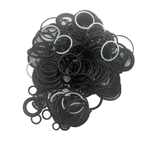 Preisvergleich Produktbild sinocmp Bagger Control Valve Seal Kit für Komatsu PC230–6Bagger Teile, 3Monate Garantie