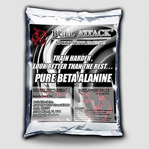 Beta Alanin - 500g Pulver Big Pack XL - Steigert Carnosin-Produktion, Kraft + Kraft-Ausdauer, Creatin Booster, Muskelaufbau, Beta Alanine in Premium Qualität