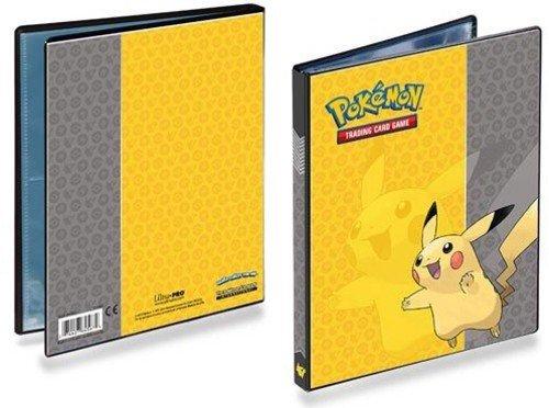 Pokémon E 84567-P Ordner Viertaschen-Portfolio (Pikachu), Spiel