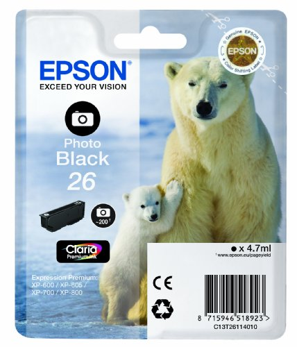 epson-polar-bear-26-ink-cartridge-standard-photo-black