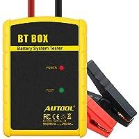 Autool BT-Box - Analizador de batería para Coche Compatible con Android ISO