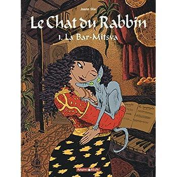 Le Chat du Rabbin, tome 1 : La Bar-Mitsva