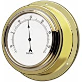 TFA Dostmann - Termómetro (latón)