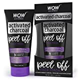 #5: WOW Activated Charcoal Face Mask - Peel Off - No Parabens & Mineral Oils (60mL)